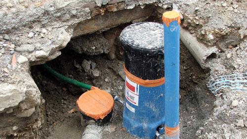 réseau eau potable 04